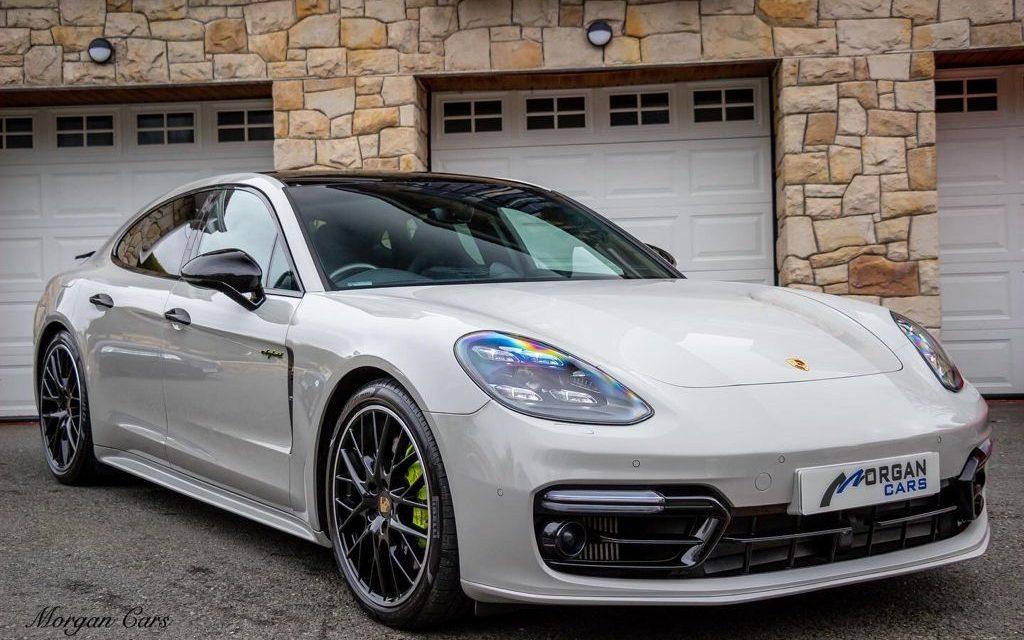 Porsche - Panamera - Sport Turismo - Crayon - Morgan Cars - Cars NI